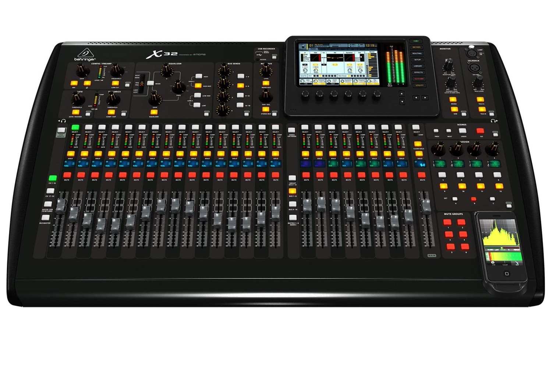 Benringer Digital Mixer X32