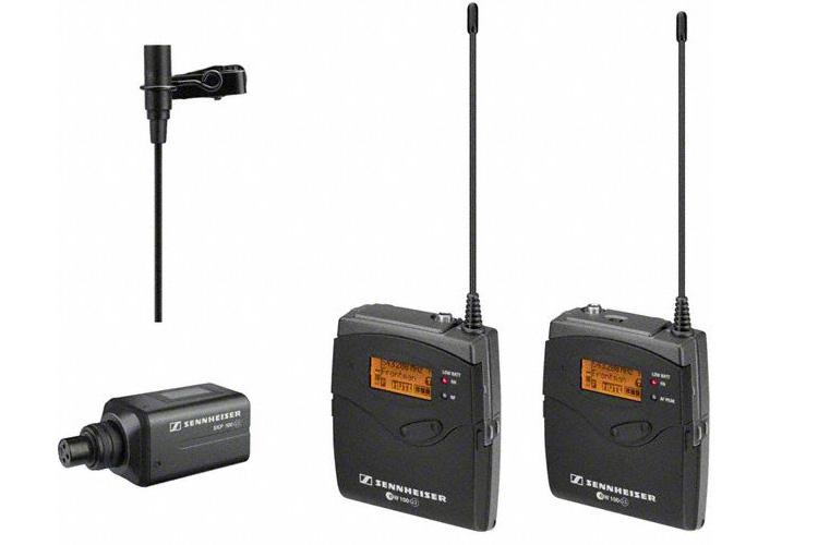 Sennheiser EW 100ENG G3 Wireless Microphone