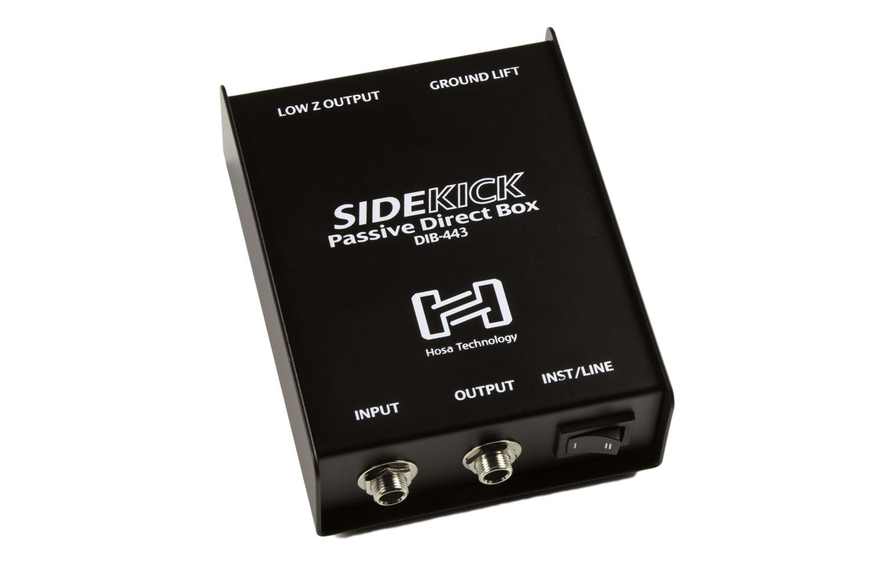 Sidekick Passive Direct Box