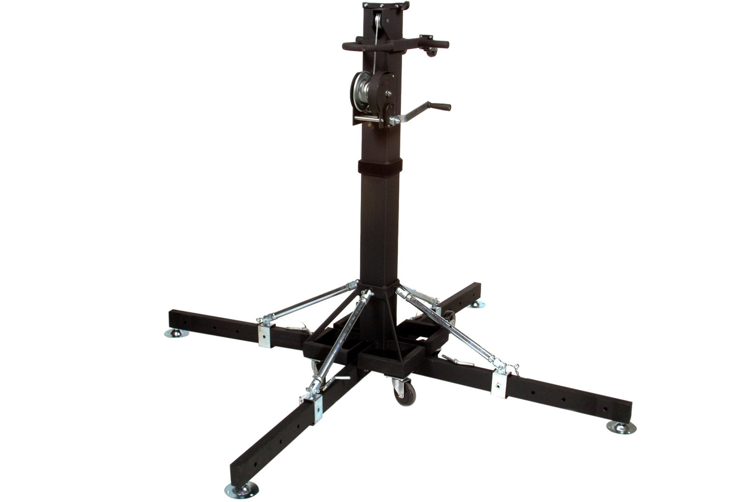 Extra Heavy Duty Tower Lifter with Outriggers